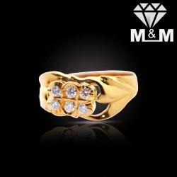 Sumptuous Gold Diamond...