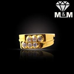 Culture Gold Diamond Fancy...