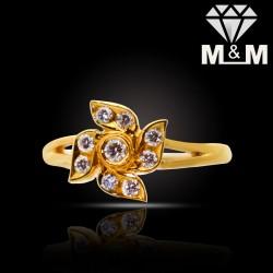 Verdant Gold Diamond Fancy...
