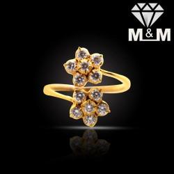Sweetest Gold Diamond Fancy...