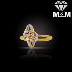 Vivacious Gold Diamond...