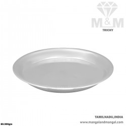 Adorable Silver Plate