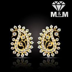 Personable Gold Diamond...
