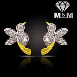 Folk Gold Diamond Fancy...