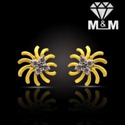 Vibrant Gold Diamond Fancy...