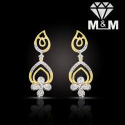 Luxurious Gold Diamond...