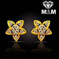 Decent Gold Diamond Fancy...