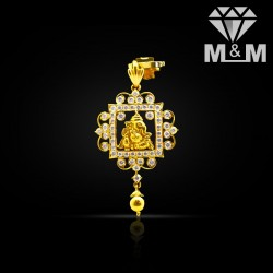 Flamboyant Gold Diamond...