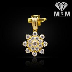 Magnificent Gold Diamond...