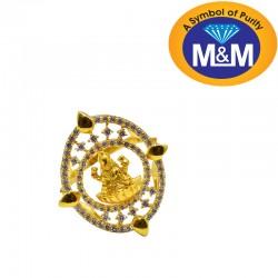 Benzaiten Gold Casting Ring