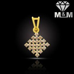 Observant Gold Diamond...