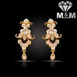 Beauteous Gold Diamond...
