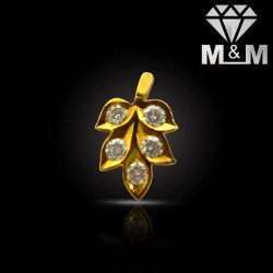 Dainty Gold Diamond Fancy...