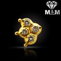 Divine Gold Diamond Fancy...