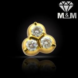 Dreamy Gold Diamond Fancy...