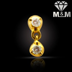 Elegant Gold Diamond Fancy...