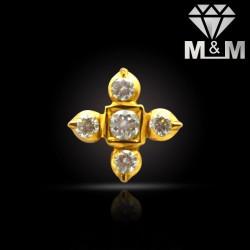 Embellish Gold Diamond...