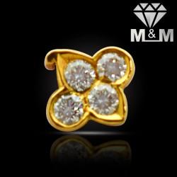 Perfect Gold Diamond Fancy...