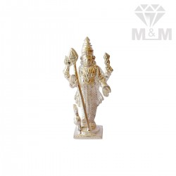 Nicest Silver Murugan Idol