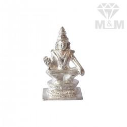 Delectable Silver Ayyappan...