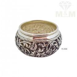 Adorable Silver Antique Bowl
