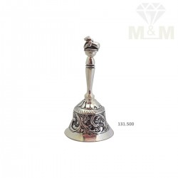 Beauteous Silver Antique Mani