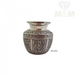 Amazing Silver Antique Sombu