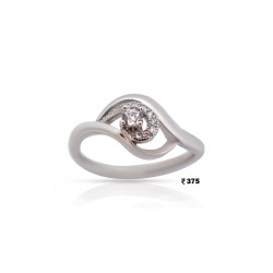 Traditions Silver Fancy Ring