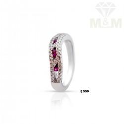 Optimum Silver Fancy Ring