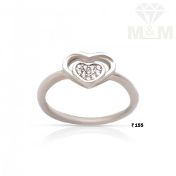 Eminent Silver Fancy Ring