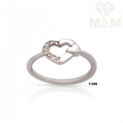 Lambent Silver Fancy Ring