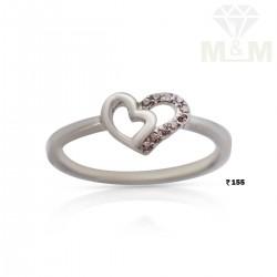 Peerless Silver Fancy Ring