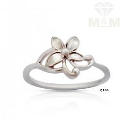 Coolest Silver Fancy Ring