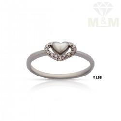 Prestigious Silver Fancy Ring