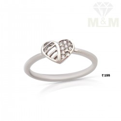 Beautify Silver Fancy Ring