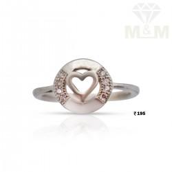 Cute Silver Fancy Ring