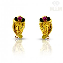 Amiably Gold Fancy Stud