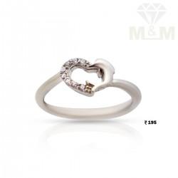 Dreamy Silver Fancy Ring