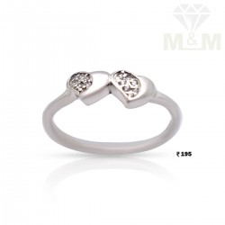 Embellish Silver Fancy Ring