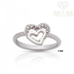 Sightly Silver Fancy Ring