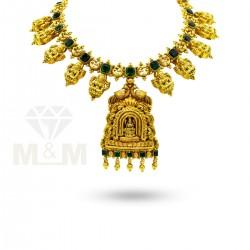 Legend Gold Antique Necklace