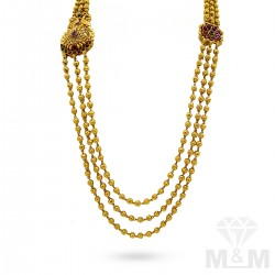 Attractive Gold Antique Haram