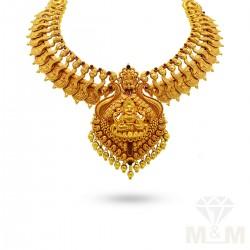 Optimum Gold Antique Necklace