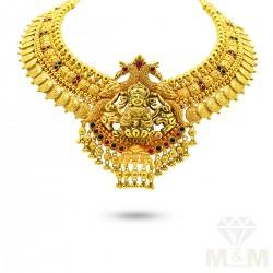 Superior Gold Antique Necklace