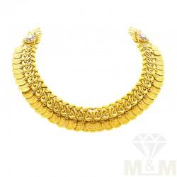 Excellent Gold Fancy Necklace