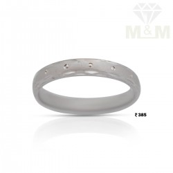 Gorgeous Silver Wedding Ring