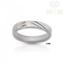 Embellish Silver Wedding Ring