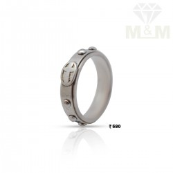 Humble Silver Wedding Ring