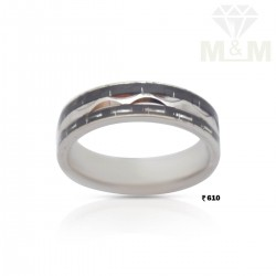 Marvelous Silver Wedding Ring