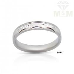 Superb Silver Wedding Ring